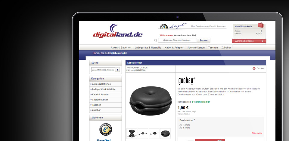 Web Digitalland 2